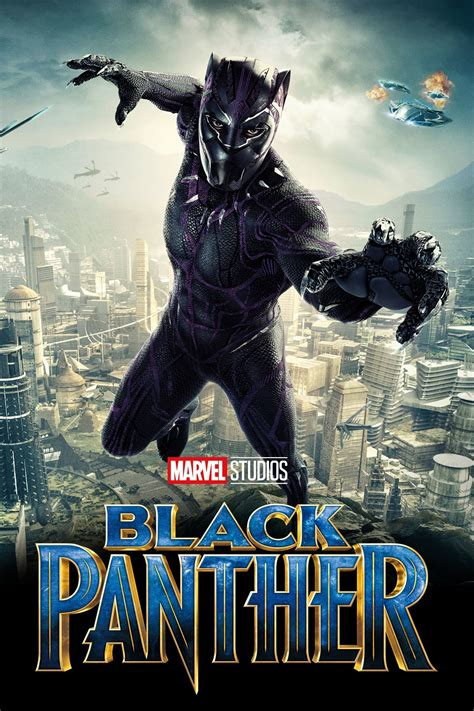 Black Panther  2018    Posters — The Movie Database  TMDb