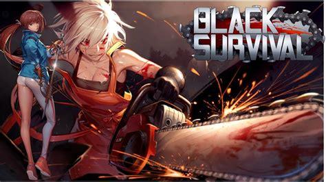 Black Survival   Juego Anime Estilo Battle Royale ...