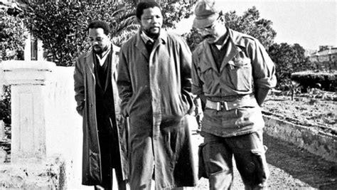 Black Then | June 12, 1964: Nelson Mandela Sentenced to ...