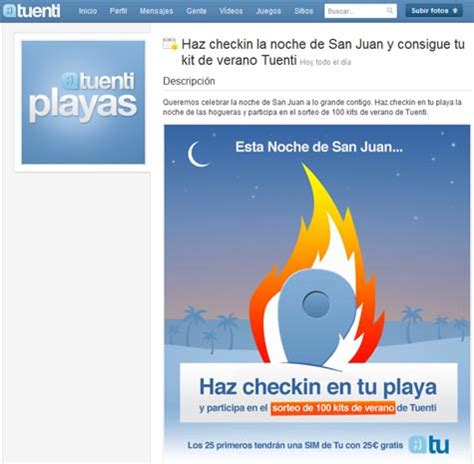 BlackBerry en portada de Tuenti | Tuenti Adictos
