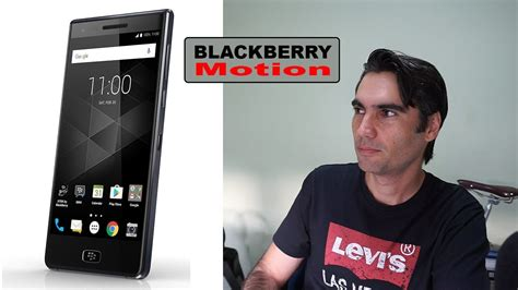BlackBerry Motion | Noticias en español   YouTube