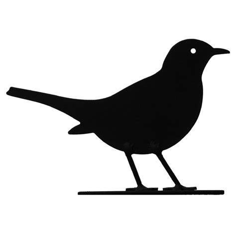 Blackbird Silhouette | The Blue Door