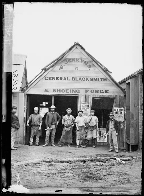 blacksmiths at william jenkyns general blacksmith shoeing ...