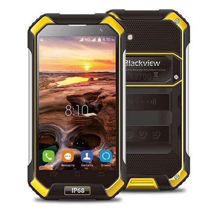 Blackview BV6000 con proteccion ip68 con un precio ...