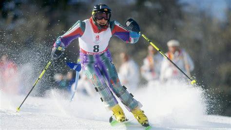 Blanca Fernández Ochoa:  Auguro a los deportes de nieve un ...