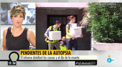 Blanca Fernández Ochoa: la autopsia determina oficialmente ...
