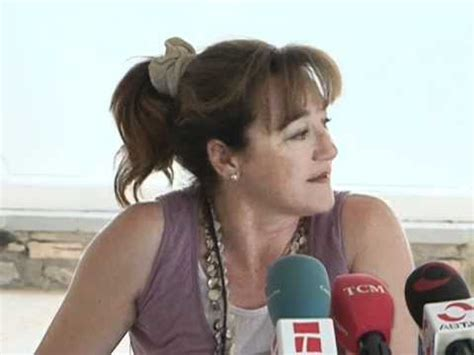 Blanca Fernandez Ochoa visita a los jovenes tenistas   YouTube