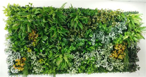 Blanket Plant Wall | Artificial hedges, Green walls the ...