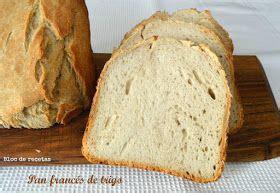 Bloc de recetas: Pan francés crujiente en panificadora ...