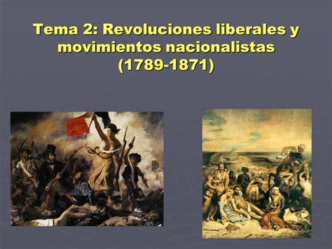 Blog de Ana Cob: 2. La época de las Revoluciones Liberales ...