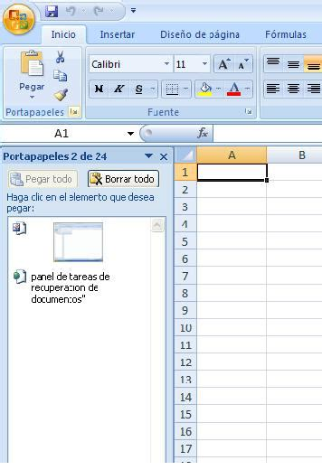 Blog Del Soporte Tecnico: Como Abrir Panel de Tareas de ...