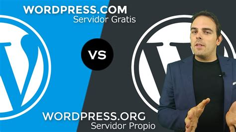 ¿Blog gratis o Blog de pago? Wordpress com o Wordpress org ...