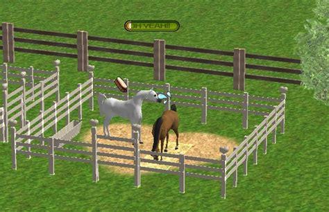 Blog Halter Game: Breeding Pasture