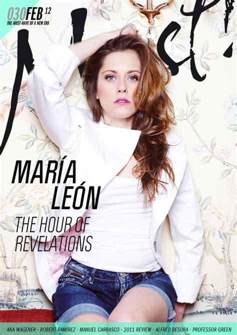 Blog Oficial de Maria Leon Barrios: 2012 02 05