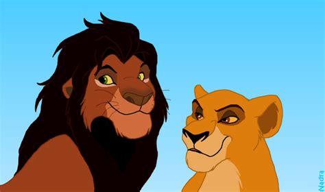 Blog Rei Leão   Histórias Ocultas: Ahadi e Uru