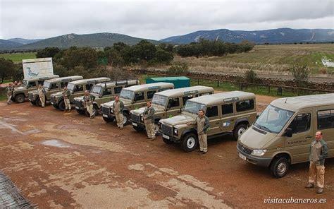 Blog sobre el Parque Nacional de Cabañeros: Nueva flota de ...