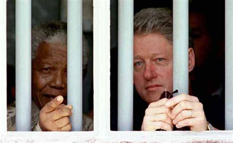 Blog: The prison cell where Nelson Mandela spent 18 years