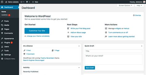 Blog WordPress   Crear un blog: instalación en 3 pasos   OVH