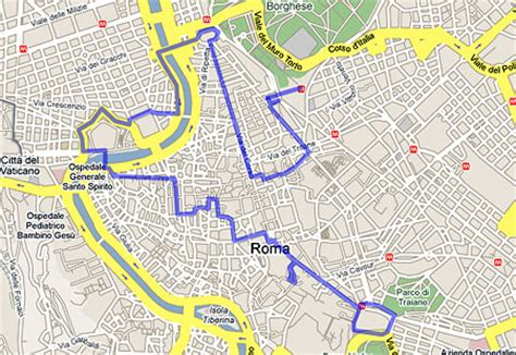 BLOGD » Honeymoon, Day 16 — Walk Through Old Rome, Part I
