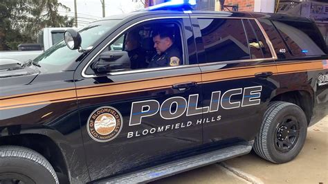 Bloomfield Hills Public Safety Department   Final Radio ...