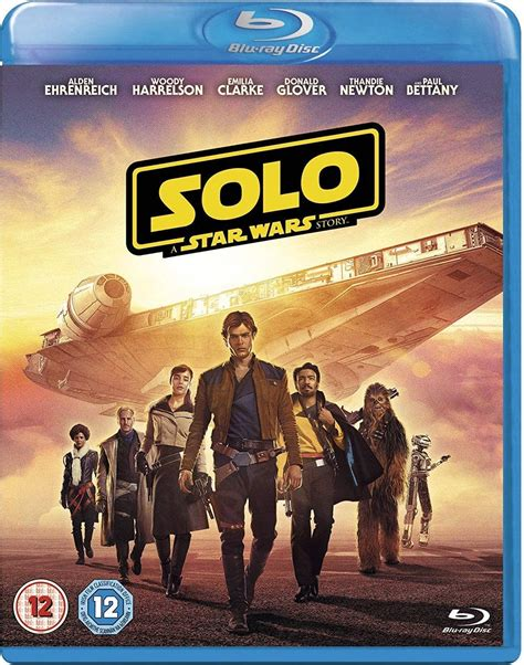 Blu ray Review – Solo: A Star Wars Story  2018