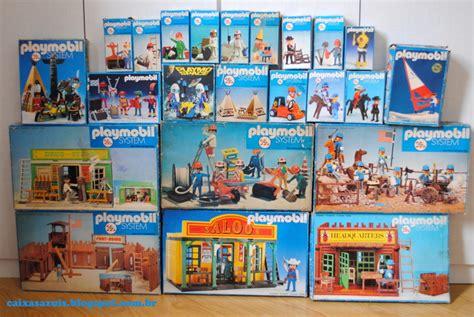 Blue Boxes   Playmobil: CAIXAS TROL
