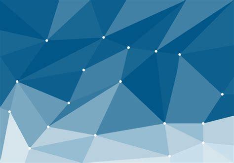 Blue Low Poly Vector   Download Free Vectors, Clipart ...