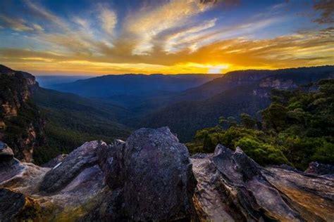 Blue Mountains In Australia Guide: A Unique Mountain Range
