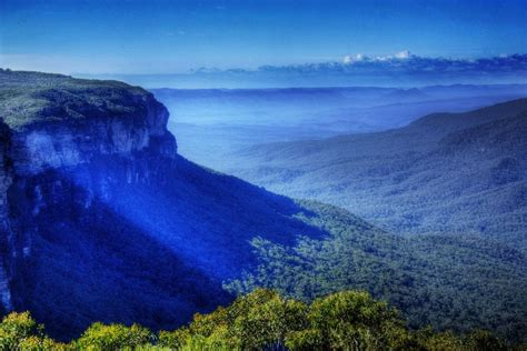Blue Mountains Lugares de Australia   SALTA