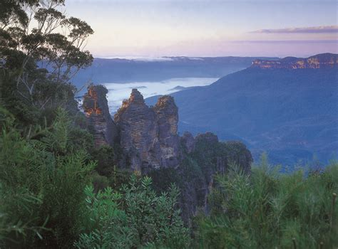 Blue Mountains – A Pleasant Holiday Retreat For Sydney ...
