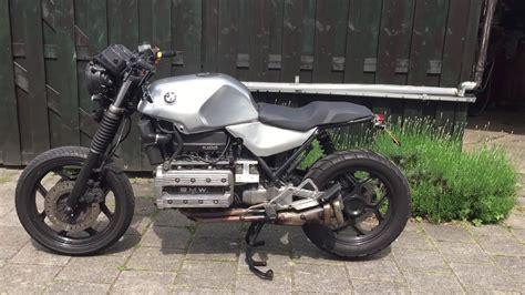 BMW K100 Kafe   YouTube