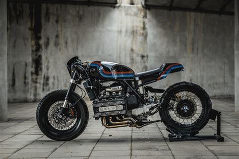 """BMW K100 """"Apollo"""" by Ruby Cafe – BikeBound"""