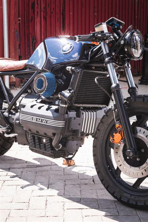 "BMW K100 ""Shahin"" by Mehdi Barakchian – BikeBound"