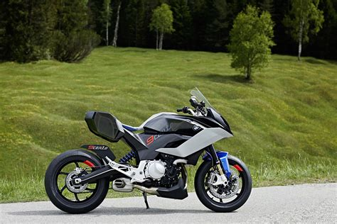 BMW Motorrad Concept 9Cento Unveiled   Asphalt & Rubber