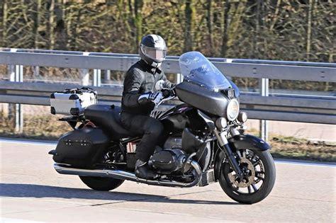 BMW R 18 Transcontinental, fotos espía de la gran turismo ...