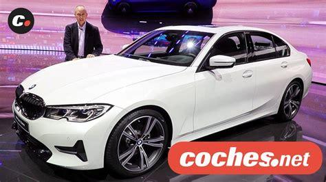 BMW Serie 3 | Salón de París 2018 | Mondial de l Auto ...