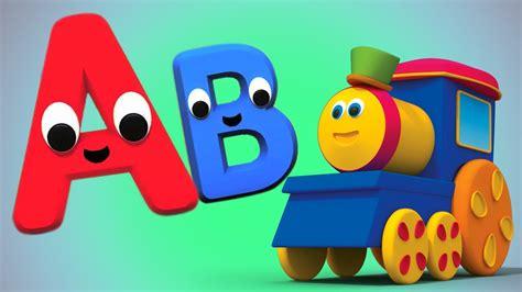 Bob Alphabete Zug | Kinder lernen video | lernen Alphabete ...