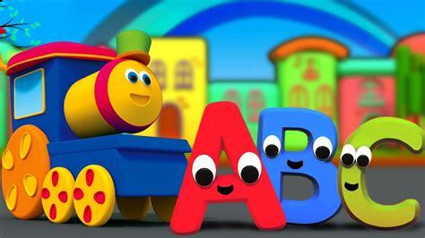 Bob el tren | Alfabeto aventura | Aprender alfabetos ...