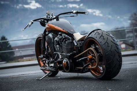 BOBBER motorcycle custom motorbike bike chopper hot rod ...