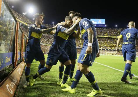 Boca escala posiciones en la Superliga argentina   CONMEBOL
