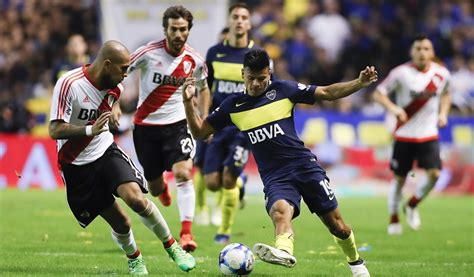 Boca Juniors pierde 1 3 con River Plate, que se suma a la ...