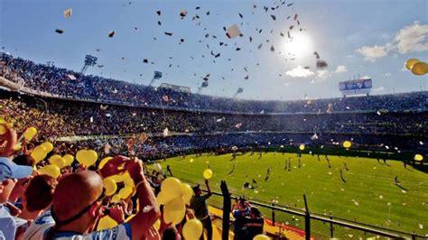 Boca   River: así vivimos la previa del partido   AS Argentina