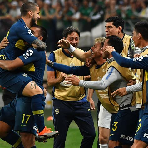 Boca vs. River: Copa Libertadores Final Leg 1 Odds, Live ...