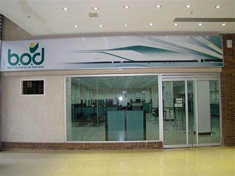 BOD Banco Occidental de Descuento  Gran Bazar    Maracaibo