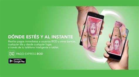 BOD lanza su nueva aplicación Pago Express BOD – estamos ...