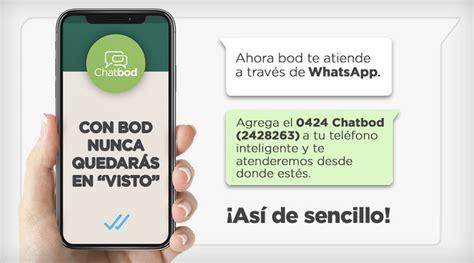 BOD ofrece nuevo servicio de chat para sus clientes ...