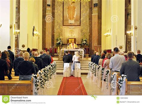 Boda En Iglesia Catolica / Preparativos Para La Boda Por ...