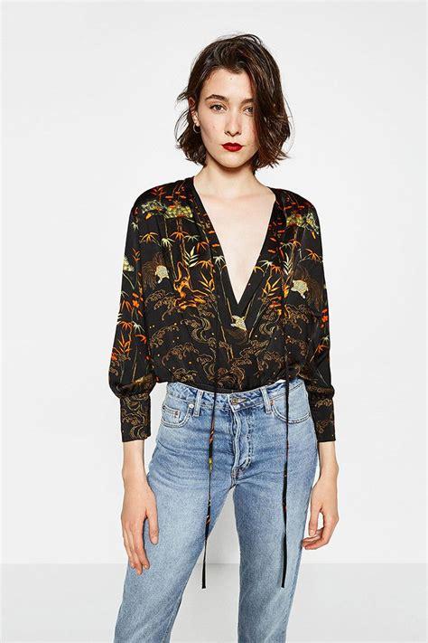 Bodies: tendencia de otoño en 2020 | Moda estilo, Camisas ...