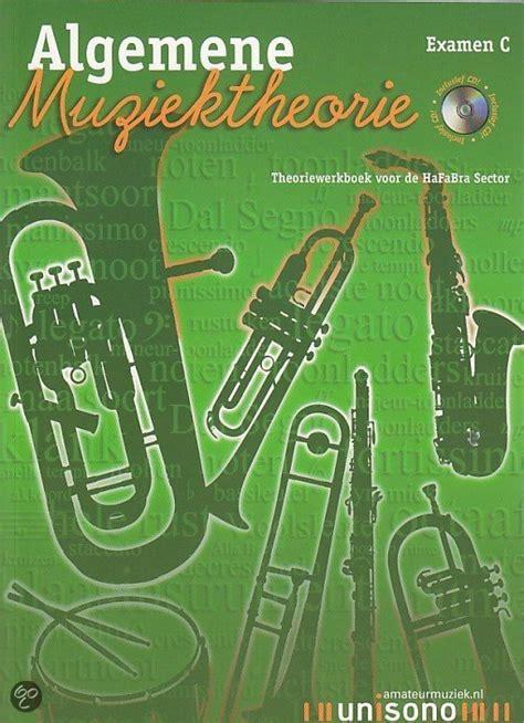 bol.com | Algemene Muziektheorie Examen C  Theoriewerkboek ...