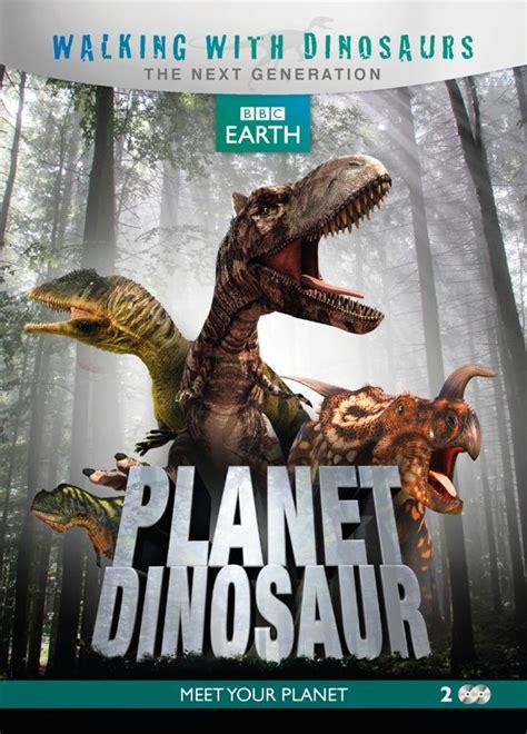bol.com | Bbc Earth: Planet Dinosaur  Dvd  | Dvd s
